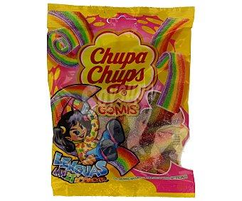 Chupa Chups Lenguas tricolor 125 gramos