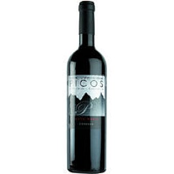 Picos barrica Vino Tinto Liébana Botella 70 cl