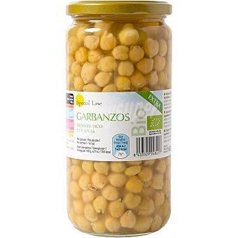 Special Line Garbanzos al natural extra Bio Envase 660 g