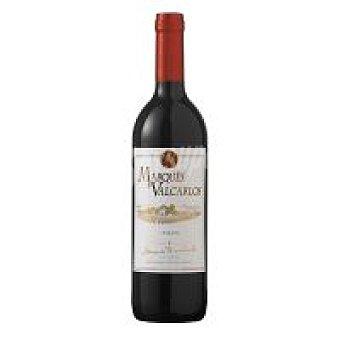 Marqués de Vacarlos Vino Tinto Crianza Navarra Botella 75 cl