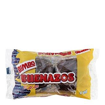 Bimbo Buenazos de cacao 4 ud