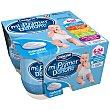 Yogur Natural 4 unidades de 125 g Mi Primer Danone