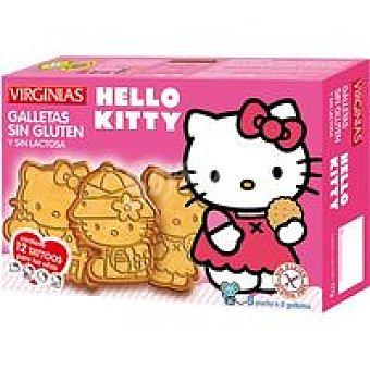 Virginias Hello Kitty sin gluten-sin lactosa Caja 120 g