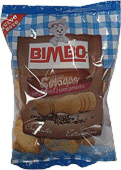 Bimbo MINITOSTAS CON PIMIENTA 80 GRS