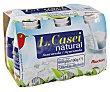 Yogur líquido lactocasei vital natural 6 unidades de 100 gramos Auchan
