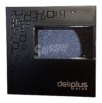 DELIPLUS Sombra de ojos nº 04 azul oscuro perlado 1 unidad
