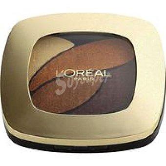 L'Oréal Sombra de ojos Color Richie Quad E3 Pack 1 unid