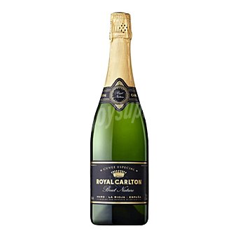 Royal Carlton Cava brut natural 75 cl