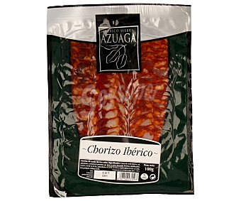 Azuaga Chorizo ibérico extra en lonchas 100 g