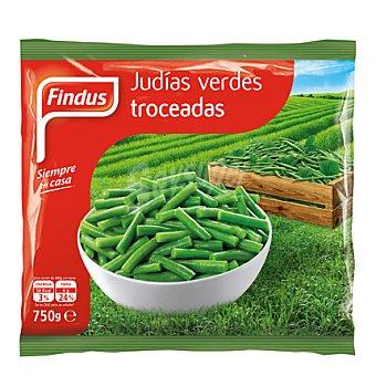 Findus Judias verdes troceadas 750 g
