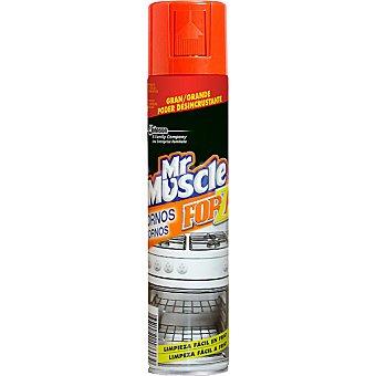 Forza Limpiador de hornos líquido Spray 300 ml
