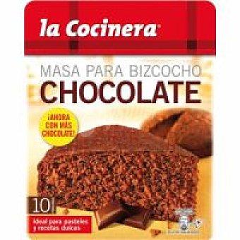 La Cocinera Masa para bizcocho de chocolate Bolsa 550 g