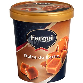 Farggi Helado dulce de leche Tarrina 500 ml