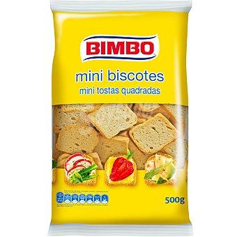 Bimbo Mini biscotes Bolsa 500 g