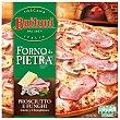 Proscuitto e Funghi pizza de jamon y champiñones  estuche 350 g Buitoni Forno Di Pietra
