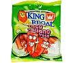Regaliz taco relleno de fresa 100 g King Regal