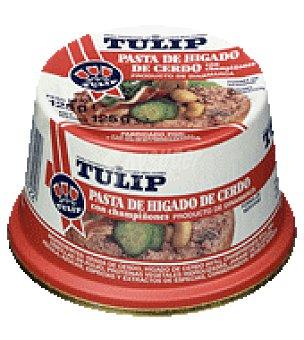 Tulip Pasta higado con champiñones 125 g