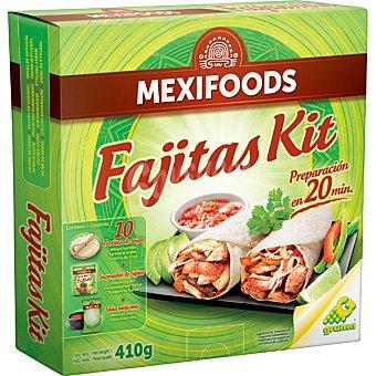 Mexifoods Fajitas kit Paquete 460 g