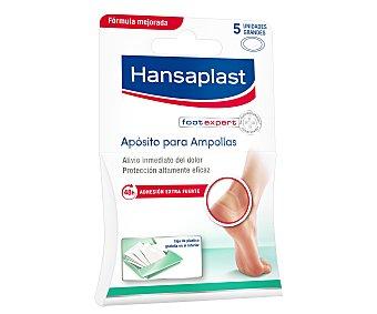 Hansaplast Apósito Ampollas Grandes 10 Unidades