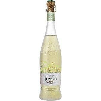JOVEN CAPEL Vino blanco de aguja gasificado Botella 75 cl