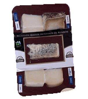 Coasa Tabla De Quesos artesanos de Asturias 275 g