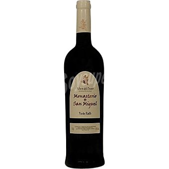 Monasterio San Miguel Vino tinto roble D.O. Ribera del Duero botella 75 cl Botella 75 cl