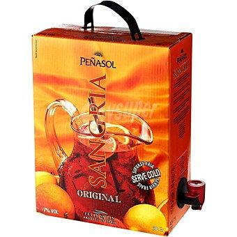 Peñasol Sangría sabor original envase 3 l envase 3 l
