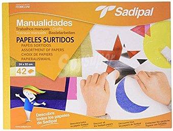 Sadipal Bloc Varios Papel Manualidades