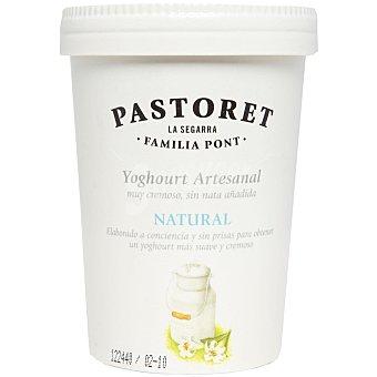 Pastoret Yogur artesanal natural 500 gr