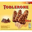 Mini helado de chocolate 6 unidades Estuche 240 ml Toblerone