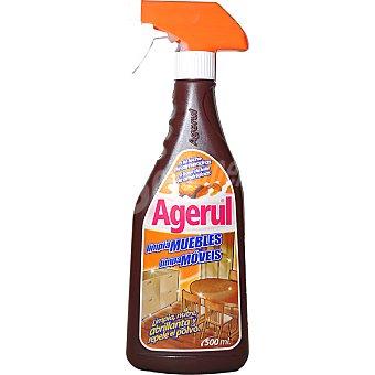 Agerul Limpia muebles Pulverizador 500 ml