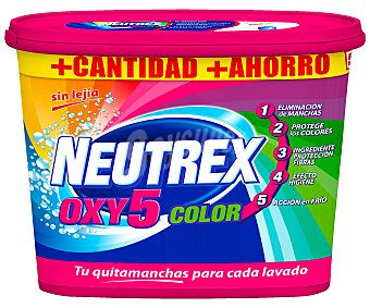 Neutrex Neutrex Quitmanchas Oxy5 Color 588 g