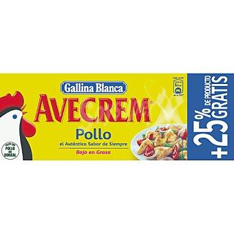 Avecrem Gallina Blanca Caldo de pollo 24+6 pastillas