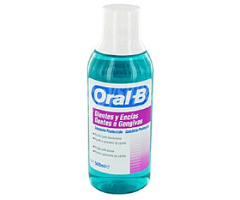 Oral -B Enjuague Bucal Dientes y Encias 500ml