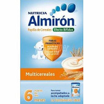 Almirón Nutricia Multicereales con bífidus Bote 600 g