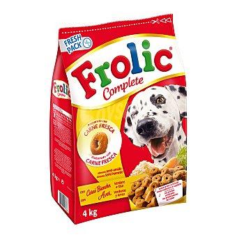 Frolic Menú de pollo para perros razas pequeñas Bolsa 4 kg