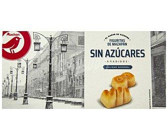 PRODUCTO ALCAMPO Mazapanes sin azúcares añadidos 200 g