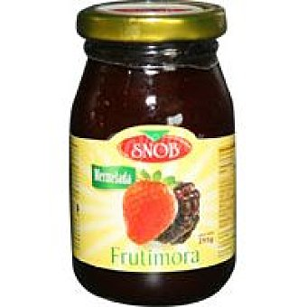 Snob Mermelada de frutimora Frasco 295 g