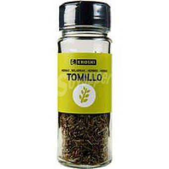 Eroski Tomillo para sazonar Frasco 15 g