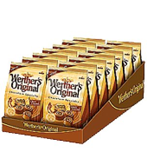 Werther's Original Caramelos de chocolate 125 g