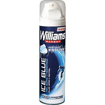 WILLIAMS espuma de afeitar Ice Blue  spray 250 ml