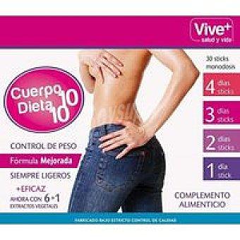 Vive+ Cuerpo 10 30 u