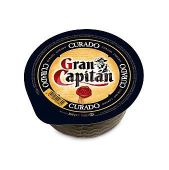 Gran Capitán Queso castellano curado  Pieza 860 g