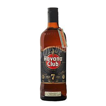 Havana Club Ron havana club 7 años botella 70 cl. Botella 70 cl