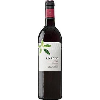 Viñatigo Vino tinto joven Tenerife Botella 75 cl