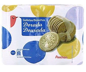 Auchan Galletas dorada 800 gramos