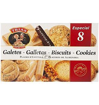 Trias Galletas surtido N-8 1 UNI
