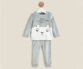 In Extenso Pijama pelele bebé talla 68 talla 68.