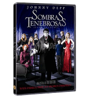 Sombras tenebrosas dvd