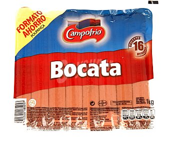 Campofrío Salchicha Hot Dog Envase 1 kg